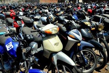 Aprobaron la ordenanza que permite rematar o desguazar motos en Feliciano