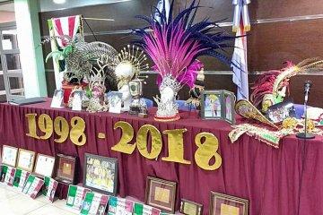 La comparsa Ráfaga celebrará sus 20 años de carnaval en Concordia