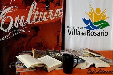 Villa del Rosario celebrará el Día del Libro con un café literario