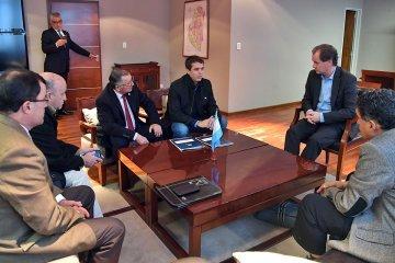 Bordet, Cresto y Cecco pidieron más Tarifa Eléctrica Social para Concordia y Federación