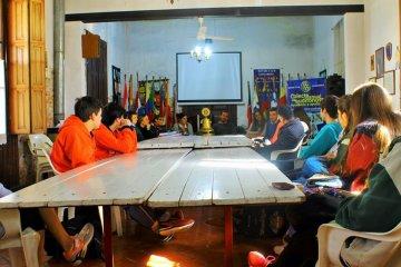 El Rotary Club realizará Talleres de Orientación Vocacional para jóvenes concordienses