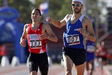 Federico Bruno fue confirmado para representar al país en los Juegos Panamericanos