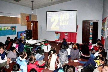 El Cine Móvil visitará la localidad de La Criolla