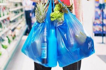 En Los Charrúas se prohibió el uso de bolsas de polietileno en los comercios
