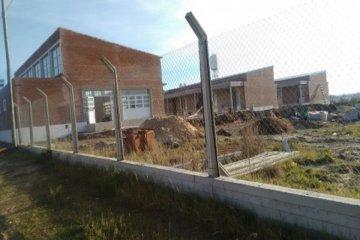 Avanzan las obras de construcción de un nuevo complejo educativo en Chajarí