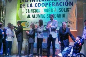"""En el Centro de Convenciones se llevó a cabo el reconocimiento al """"Alumno Solidario"""""""