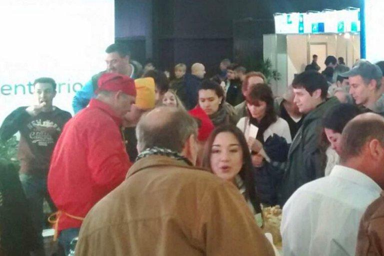 Entre Ríos presente en la Feria Camios y Sabores