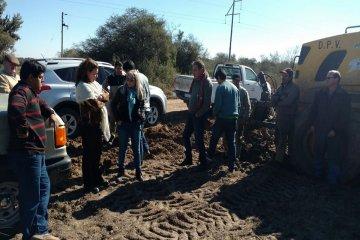 La directora de Vialidad anunció la reparación de ruta 28 que une Entre Ríos con Corrientes