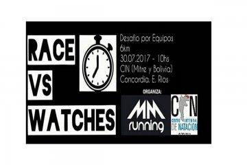 """Comenzaron las inscripciones para la carrera solidaria """"Race vs Watches"""""""