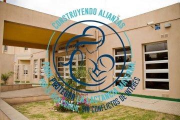 El hospital Santa Rosa se prepara para celebrar la Semana Mundial de la Lactancia Materna