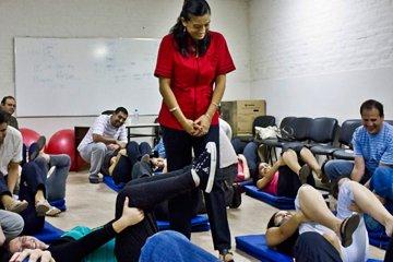 Vuelven los cursos gratuitos de preparación para el parto en el hospital Masvernat