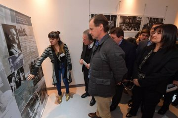 Declaran de Interés Municipal la muestra de Ana Frank en Concordia