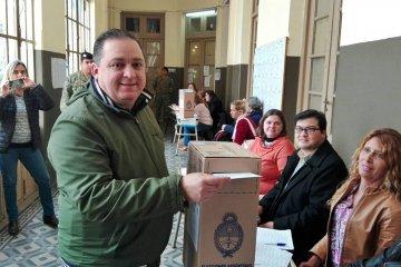 """Benítez se despegó de la UCR provincial por """"diferencias insalvables"""""""
