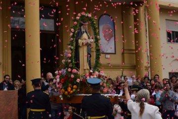 Se ultiman los detalles para la celebración de Santa Rosa de Lima en Chajarí