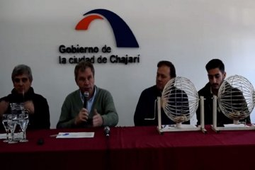 """Se conocieron los nuevos seis beneficiaros del Plan """"Construir Futuro"""" en Chajarí"""