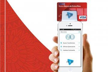 El Nuevo Banco de Entre Ríos lanzó la plataforma de pago móvil Red Mob