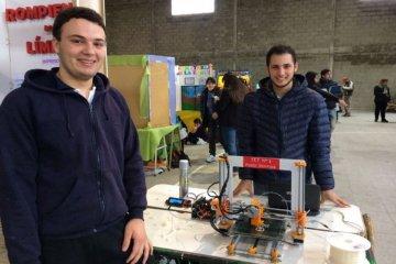 Estudiantes de Chajarí participaron de la Feria de Ciencia y Tecnología en Federación