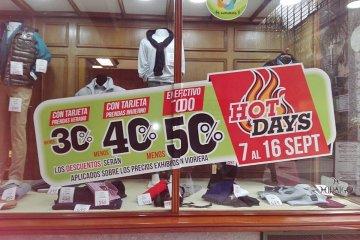 Hidalgo lleva adelante su cuarto Hot Days
