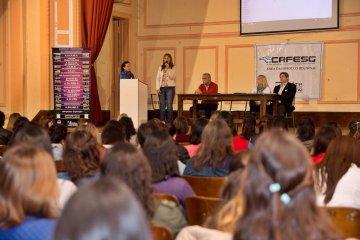Gran convocatoria en las charlas sobre el Síndrome de Tourette que organizó CAFESG