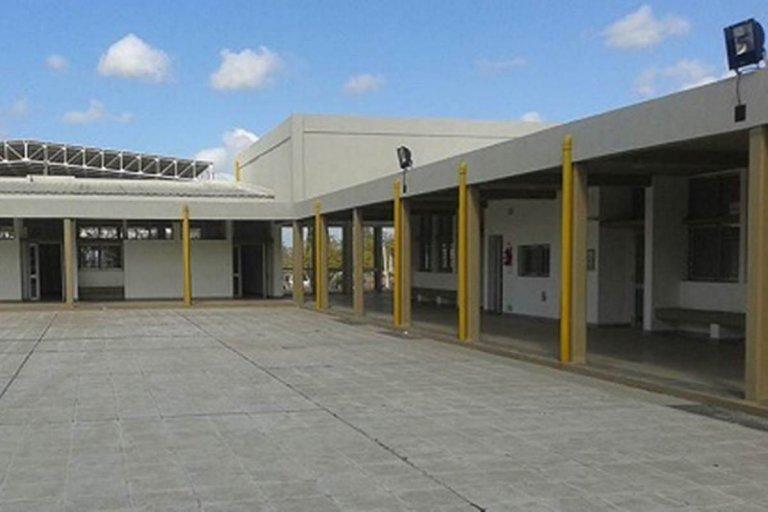 Nuevo edificio de ISEEF Concordia.