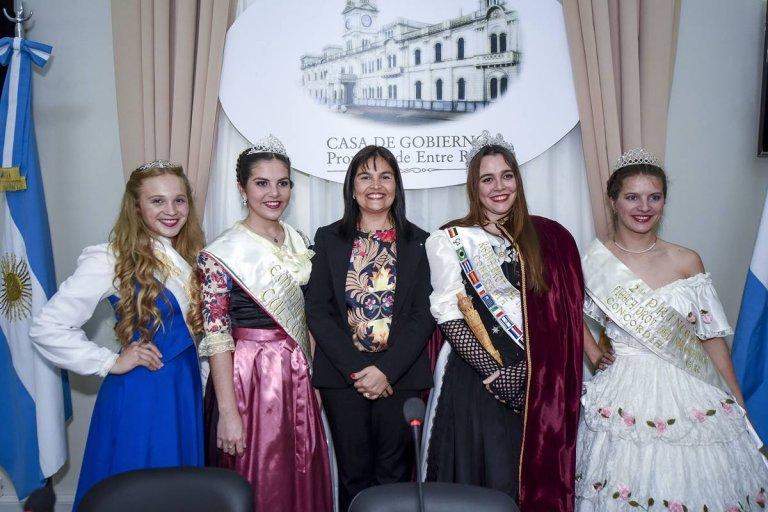 La XXIV Fiesta Provincial del Inmigrante comienza en Concordia