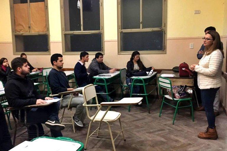 Finalizaron los cursos gratuitos organizados por el Nuevo Banco de Entre Ríos en Concordia