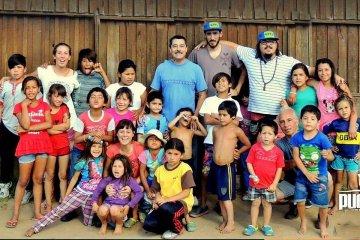 Festival Solidario a Beneficio de la Escuela Popular del barrio Llamarada
