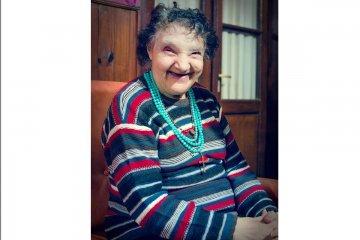 La reina del hogar de ancianos participará en los desfiles de ECU 2017