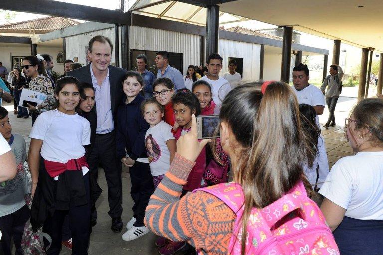 La provincia invierte 45 millones de pesos en las obras de dos escuelas de Concordia