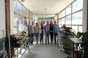 El nosocomio federaense recibió importantes donaciones
