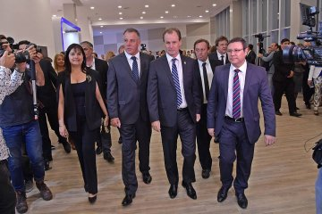 Bordet inauguró en Paraná el centro de convenciones más grande del litoral argentino