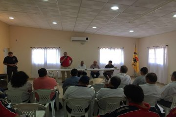La Secretaría de Ambiente entregó aportes a Bomberos Voluntarios de toda la provincia
