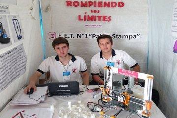 Chajarí se destacó y pasó a la instancia nacional de la Feria de Ciencia y Tecnología
