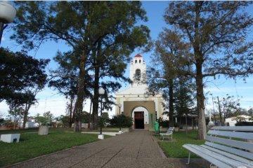 Villa del Rosario celebró el día de su Santa Patrona