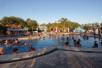 El Complejo Termal de Chajarí registró un 75 por ciento de ocupación hotelera