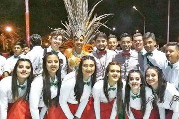 Dos comparsas concordienses obtuvieron premios en el Encuentro Nacional de Gualeguay