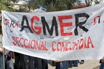 Agmer Concordia repudió el decreto nacional que intenta modificar la paritaria docente
