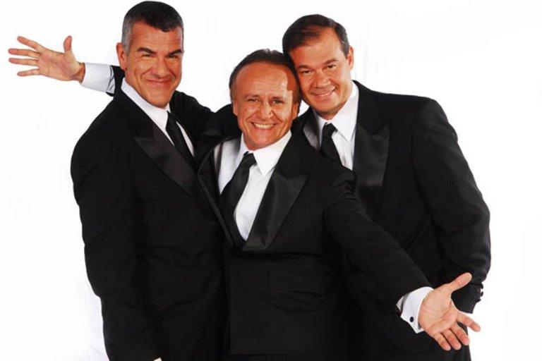 El Trio Midachi en el Teatro Odeón.