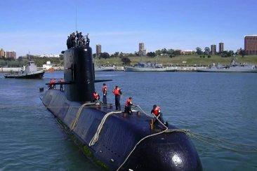 Un concordiense entre los tripulantes del submarino argentino desaparecido