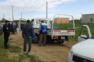 Un concordiense robó dos vehículos en la ciudad de Federación