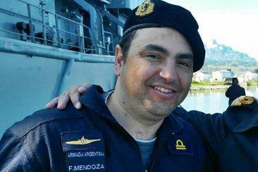 Familiares del submarinista concordiense describieron la angustia de no tener datos del ARA San Juan