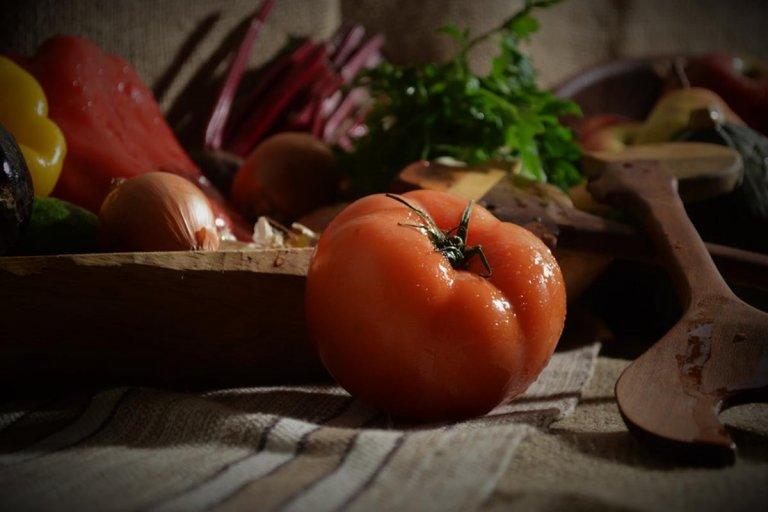 Primer premio - Tentación vegetal - LAURA NOCETI