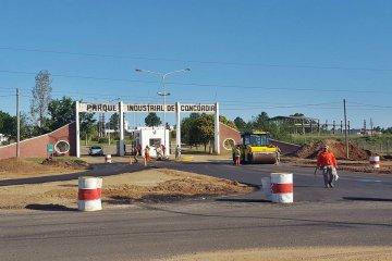 El Parque Industrial de Concordia logró el aval para continuar su ampliación