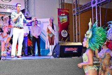 Cresto resolvió dar borrón y cuenta nueva en el Ente de Carnaval