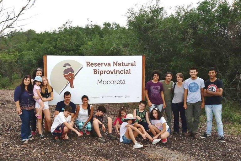 Reserva Natural Biprovincial Mocoretá