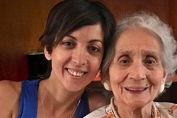 La última nieta recuperada se encontró con su abuela entrerriana