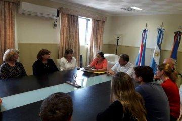 Chajarí firmó la escritura de cinco hectáreas de tierra adquiridas por la construcción de viviendas