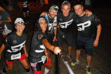 "En Punta Viracho se corre la ""Night Run"""