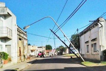 Hace 20 días que casi toda una localidad vecina no tiene servicio telefónico