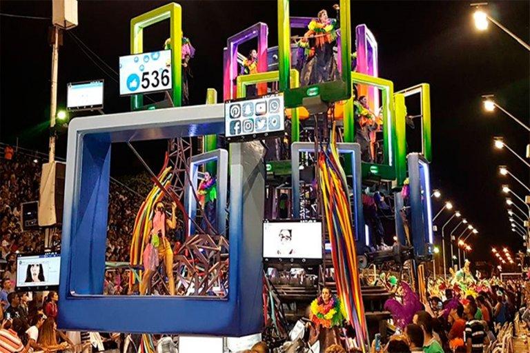 La idea es marcar presencia en el carnaval de Río de Janeiro.